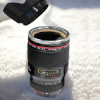 Diverse Thermo-Trinkbecher Kameraobjektiv