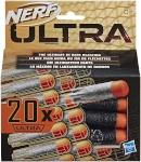 Nerf mängupüssi lisalaengud Ultra 20 Pack Dart Refill | E6600EU6