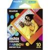Fujifilm fotopaber Instax Square Rainbow, 10-pakk