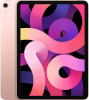 "Apple iPad Air 10.9"" Wi-Fi + Cellular 256GB Rose Gold, roosakuldne (2020)"