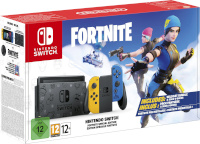 Nintendo mängukonsool Switch Fortnite Bundle