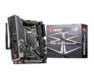 MSI emaplaat MPG B460I GAMING EDGE WIFI