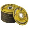 1x25 Klingspor A 24 Extra cutting disk 2,5mm curved 125