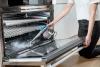 Bissell aurupuhasti Bissell Steam Cleaner SteamShot 1050 W, Steam Cleaner, sinine/Titanium