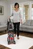 Bissell Carpet Cleaner StainPro 6 Corded operating, Handstick, Dry cleaning, 800 W, punane/Titanium