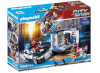 Playmobil klotsid City Action Police with Helicopter Set 70326