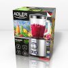 Adler blender AD 4078 Stand, 1700 W, Material jar(s) Glass, 1.5 L, Ice crushing, Stainless steel