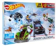 Hot Wheels advendikalender Advent Calendar 2020