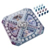 CARDINAL GAMES lauamängud Frozen 2, Poper Junior, Domino, 2 pusles, 6053006