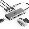 Acer Acer Docking Station 7in1 Type-C dongle 3 x USB 3.0, 1 x HDMI, 1 x Type C PD, 1 x SD Card reader, 1 x TF Card reader