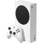 Microsoft mängukonsool Xbox Series S 512GB, valge