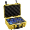 B&W Gimbal Case Type 500 Y kollane for DJI Pocket 2