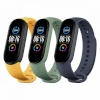 Xiaomi kellarihm Strap (3-Pack) Mi Smart 5 (sinine, kollane, roheline)