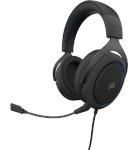 Corsair kõrvaklapid Headset HS50 PRO Stereo Gaming Headset (must/sinine)