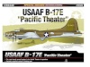 Academy Boeing B-17E USAAF Pacific Theater