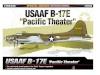 Academy liimitav mudel Boeing B-17E USAAF Pacific Theater