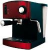 Adler kohvimasin AD 4404 r Pump pressure 15 bar, Semi-automatic, 850 W, punane