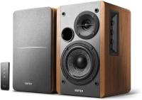 Edifier kõlar Powered Bookshelf Speakers SR1280TS pruun, Wireless connection