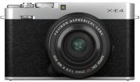 Fujifilm X-E4 + 27mm F/2.8 hõbedane
