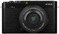 Fujifilm X-E4 + 27mm F/2.8 must