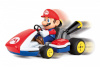 Carrera puldiauto RC Mario Kart Race Kart with sound
