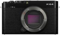 Fujifilm X-E4 + käepide MHG + TR must