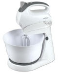Adler AD 4202 Stand mixer valge 300 W