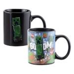 Paladone kruus MINECRAFT Cup - CHANGING CREEPER