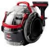 Bissell Spot Cleaner SpotClean Pro Corded operating, Handheld, Washing function, 750 W, punane/Titanium, Warranty 24 month(s)