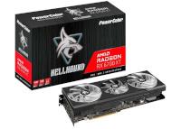 PowerColor videokaart Radeon RX 6700XT Hellhound Spectral 12GB GDDR6