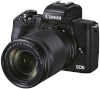 Canon EOS M50 II must + EF-M 18-150 mm IS STM must