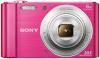 Sony Cyber-shot DSC-W810 roosa