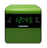 Blaupunkt kellraadio Blaupunkt CR50GR alarm clock Digital alarm clock roheline
