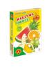 Alexander cards Peter memory: vegetables and fruit
