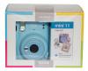Fujifilm Instax mini 11 Sky Blue, helesinine Fun Set + Iridescent kott + Instax Mini Mermaid Tail fotopaber + Mini Pocket album