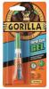 "Gorilla liim ""Superglue Gel"" 3g"