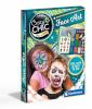 Clementoni Set for malowania twarzy Crazy Chic