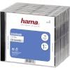 1x10 Hama CD Jewel Case 44746