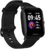 Amazfit aktiivsusmonitor Bip U Smart watch, GPS (satellite), Reflective Color Display Screen, Touchscreen, Heart rate monitor, Waterproof, Bluetooth, Polycarbonate, Onyx must