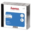 Hama CD/DVD karp Jewel-Case (44744) 5tk.