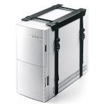 CPU-D025BLACK UNDERDESK PC HOLDER