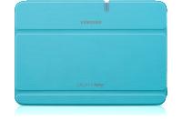 Samsung kaitsekest Book Cover (Galaxy Note 10.1) türkiissinine (N8000/N8010/N8020)
