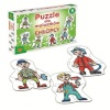 Alexander pusle Puzzle for little ones Boys 6x6-osaline