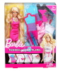 Barbie disainikomplekt Fashion Design Plates