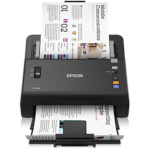 Epson skänner Workforce DS-5500 flatbed document scanner / A4 / 1200x1200 dpi / Speed: Monochrome: 8 s/page - Color: 8 s/page / USB 2.0
