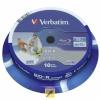 Verbatim toorikud 1x10 M-Disc BD-R BluRay 25GB