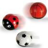 Ball & Bug Metallist Pall Friktsiooniga Lepatriinu