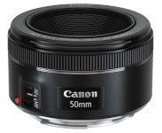 Canon objektiiv EF 50mm F1.8 STM