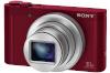 Sony Cyber-Shot DSC-WX500 punane
