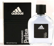 Adidas Dynamic Puls Aftershave 100ml, meestele